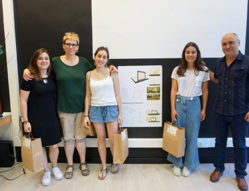 Ganadoras del concurso de arquitectura en EAGI