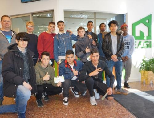 Alumnos de Donostia de la Fundación ADSIS de FP, nuevamente en EAGI